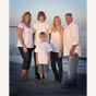 Family Beach Portraits in Ocean City New Jersey